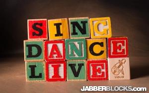 Sing Dance Live - JabberBlocks.com
