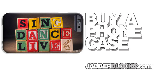 Sing Dance Live iPhone 6 Case