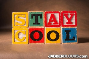 Stay Cool - JabberBlocks.com