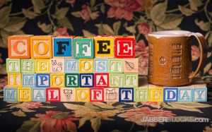 coffee most important meal widescreen wallpaper